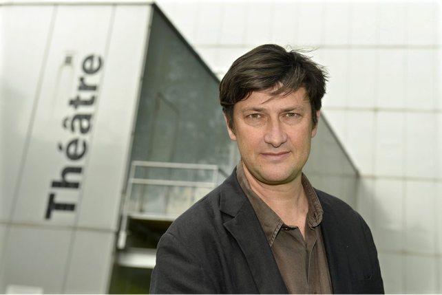 Vincent Baudriller, directeur du Théâtre de Vidy. © Keystone-A