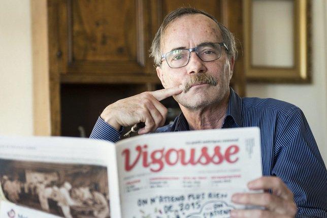Barrigue appelle à «ne pas se taire» après la tuerie de Paris. © Keystone