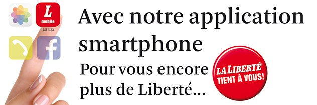 L'application de «La Liberté»
