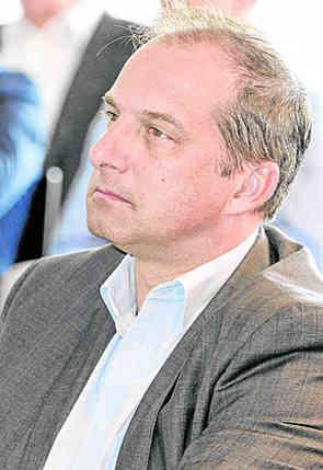 Le Fribourgeois Richard Chassot rejoint l'organisation de FOROM.