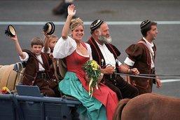 Souvenirs: la Fête des Vignerons de Vevey 1999