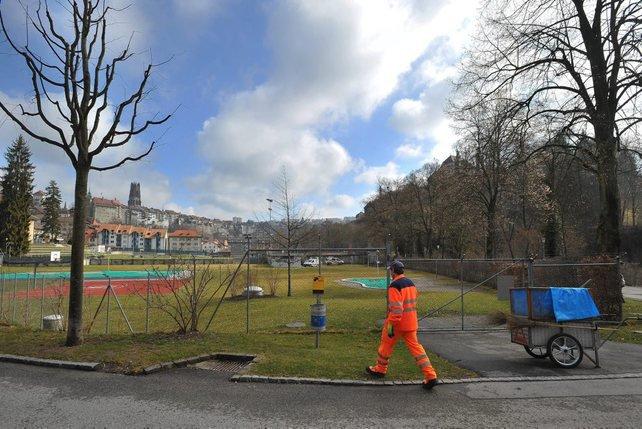 Fribourg n'a pas le monopole des cantonniers poètes: Sion en possède aussi… © Alain Wicht